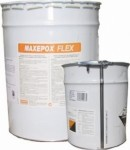 Максэпокс Флекс - эпоксидная эластичная гидроизоляция для металла и бетона