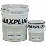 Максплаг - гидропломба, водоостанавливающая затирка