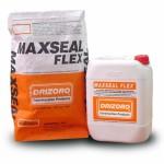 Макссил Флекс - эластичная гидроизоляция на цементной основе