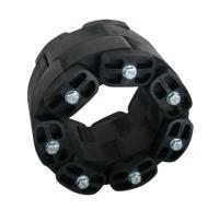Звеньевой уплотнитель кольцевых пространств Прессио-Элементс тип С - для металлических труб  (Линк-Сил)